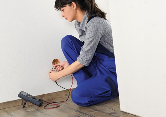 elektrische fu bodenheizung richtig verlegen. Black Bedroom Furniture Sets. Home Design Ideas