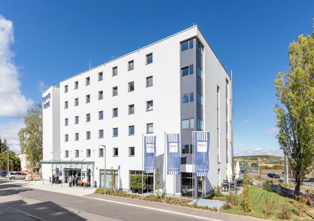 Dorint Airport Hotel Referenz Von Aeg Haustechnik