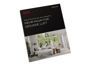 Luftentfeuchter Und Klimageräte, Prospekt Von AEG Haustechnik