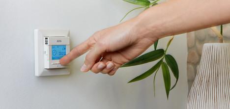 Regelung / Temperaturregler