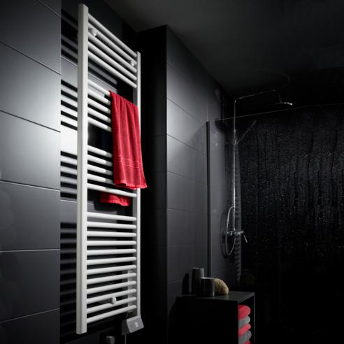 Badheizkörper mit Handtuchtrockner von AEG Haustechnik