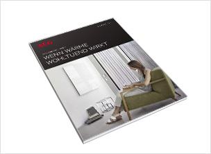 AEG Designheizungen: Natursteinheizung und Glasheizung