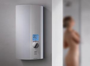 durchlauferhitzer zur warmwasserbereitung | aeg haustechnik - Durchlauferhitzer 220v Küche