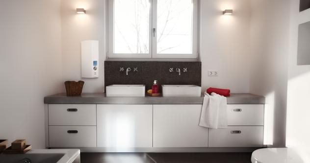 Durchlauferhitzer zur Warmwasserbereitung | AEG Haustechnik