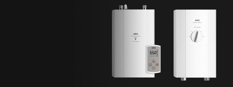 Warmwassergeräte von AEG Haustechnik
