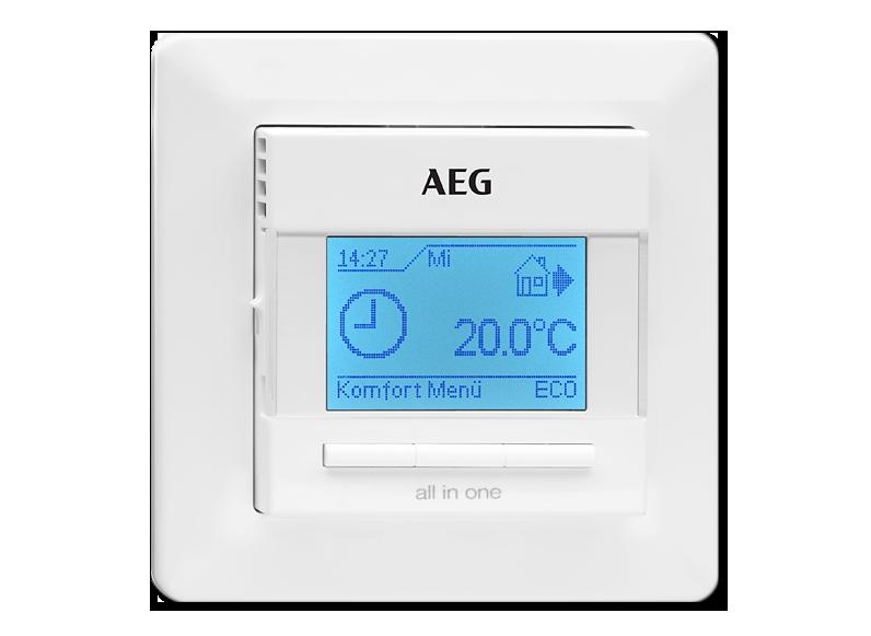 Frtd 903 Temperaturregler Von Aeg Haustechnik