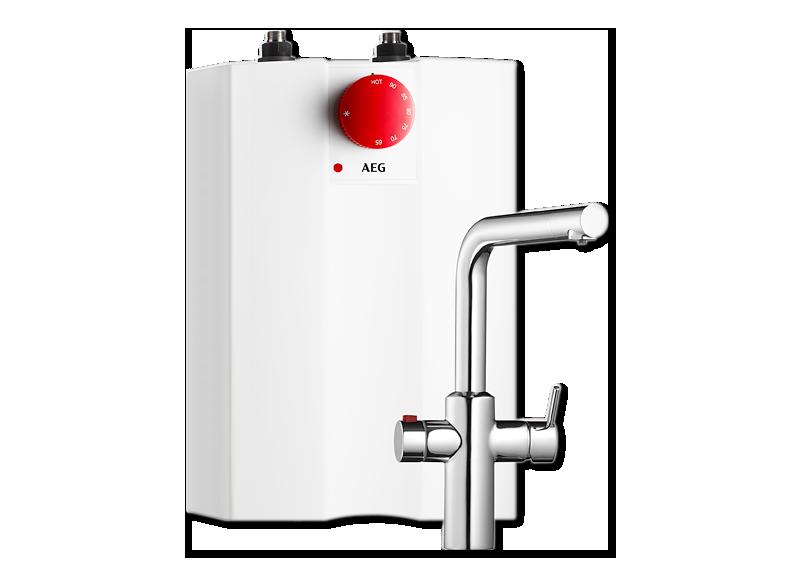 HOT 5 + AEuS HOT Heißwassersystem von AEG Haustechnik